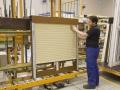 Inspección cajón de persiana