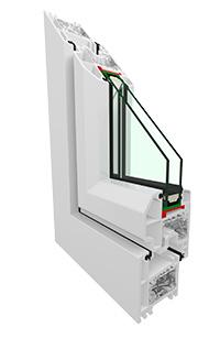 Vista Serie Optimus Pro cara exterior