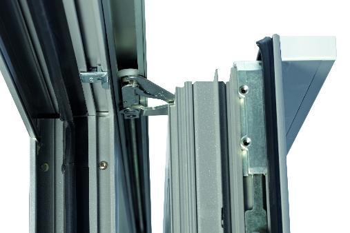 Puerta oscilo paralela onventanas for Puerta osciloparalela