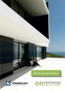 Manual instalación de la ventana