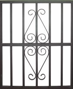 seguridad reja ventanas RC2