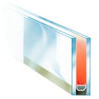 Vidrio doble con cámara de aire