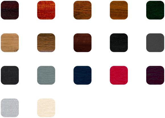 Colores serie ventanas pvc stylo pro onventanas for Paleta de colores grises