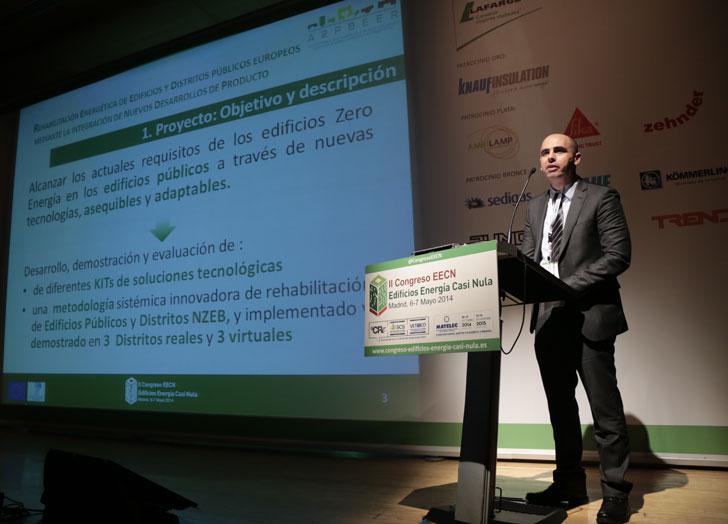 2 congreso edificios energ a casi nula onventanas - Distribuidores kommerling ...