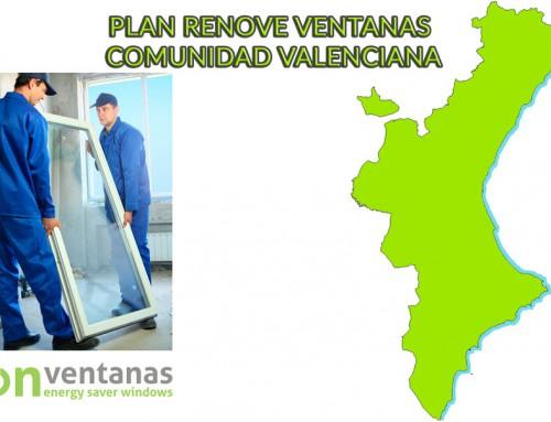 Comienza el plan Renove Ventanas en Valencia
