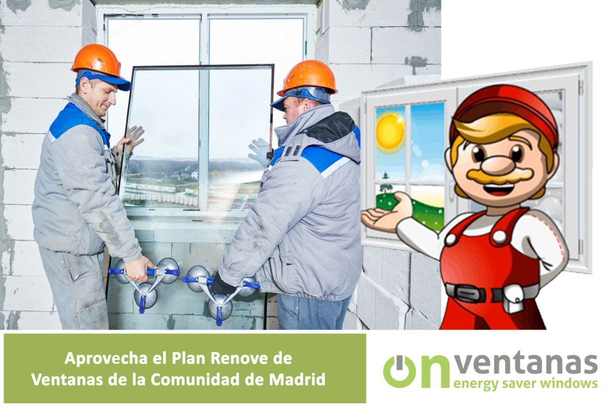 plan renove ventanas comunidad madrid