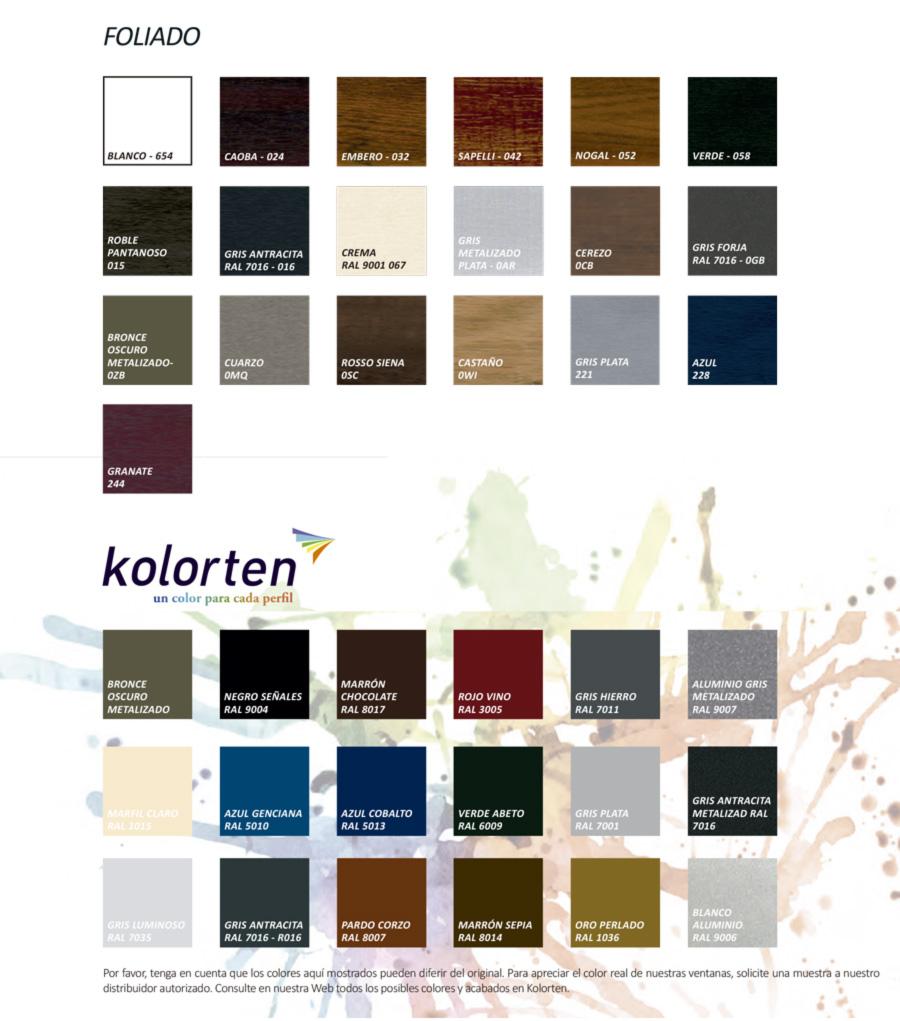paleta colores kolorten