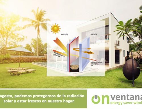 Protección solar en agosto