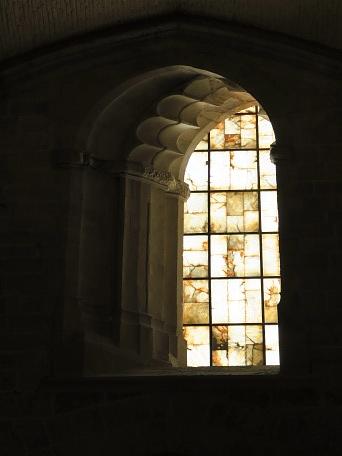 Ventana alabastro Catedral de Valencia