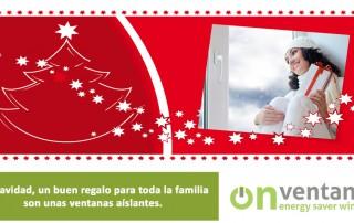 regalo Navidad ventanas