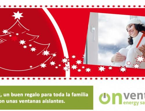 En Navidad el ruido y el frío no están invitados en los hogares con OnVentanas