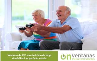 durabilidad ventanas pvc