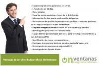 ventajas distribuidor OnVentanas