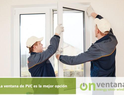 ¿Por qué las ventanas de PVC son la mejor opción?
