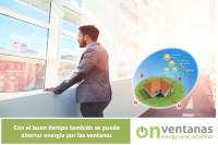 Ahorrar energía con las ventanas
