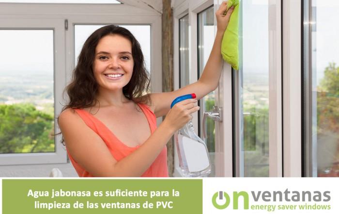 limpieza ventanas pvc
