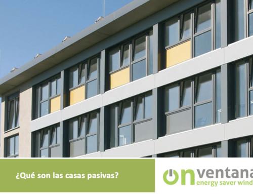 ¿Qué son las casas pasivas?