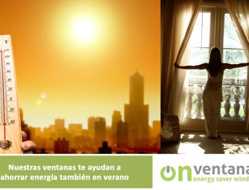 Ahorrar energía también en verano