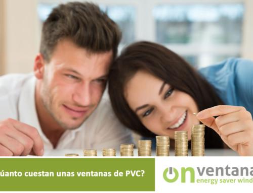 ¿Cuánto cuestan unas ventanas de PVC?