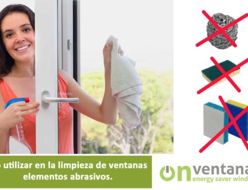 Qué no utilizara la limpieza de ventanas
