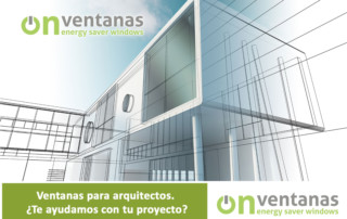 ventanas para arquitectos
