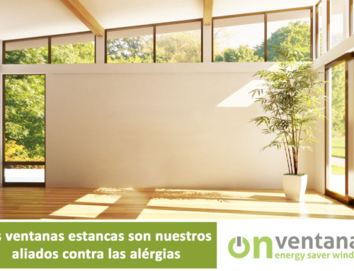 Ventanas antialergias