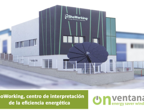 Edificio ShoWorking cuenta con OnVentanas