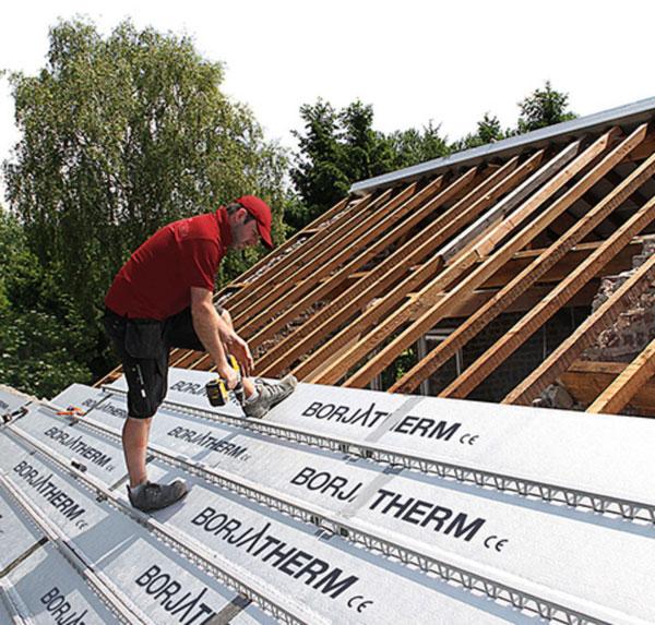 Aislamiento tejados