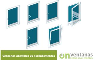 ventanas abatibles versus oscilobatientes