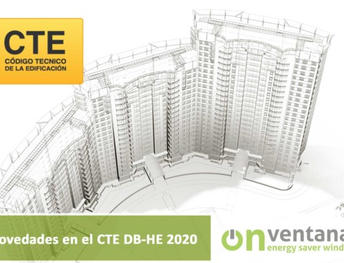 Novedades en el CTE DB-HE 2020