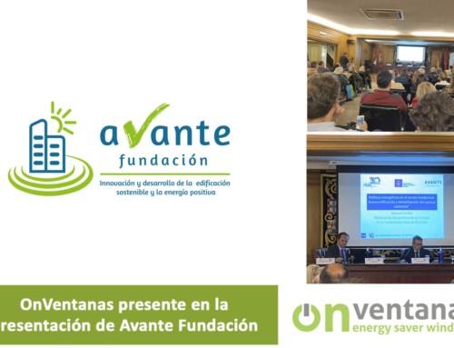 Presentación Avante Fundación