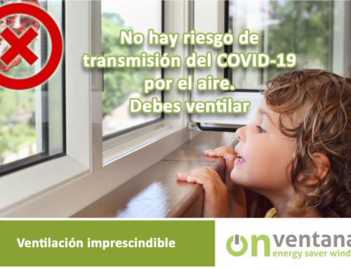 Ventilación durante el Covid-19