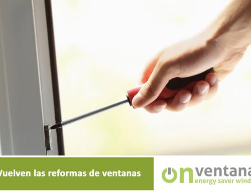 Regresa el interés por las reformas de ventanas