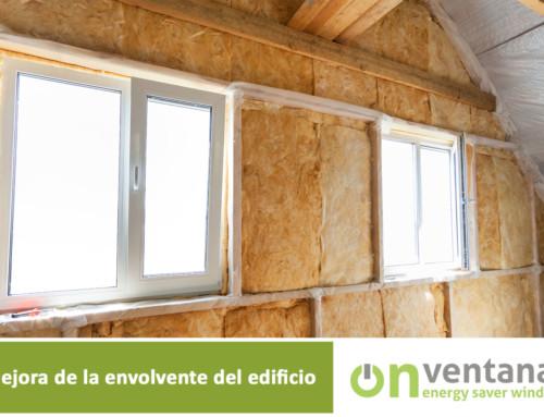 Las ventanas, el pilar de la mejora de la envolvente del edificio