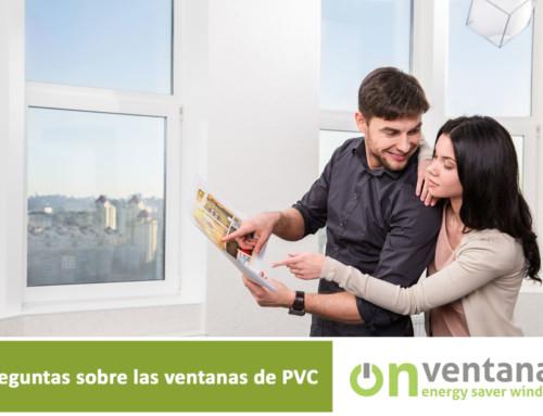 Principales preguntas sobre las ventanas de PVC