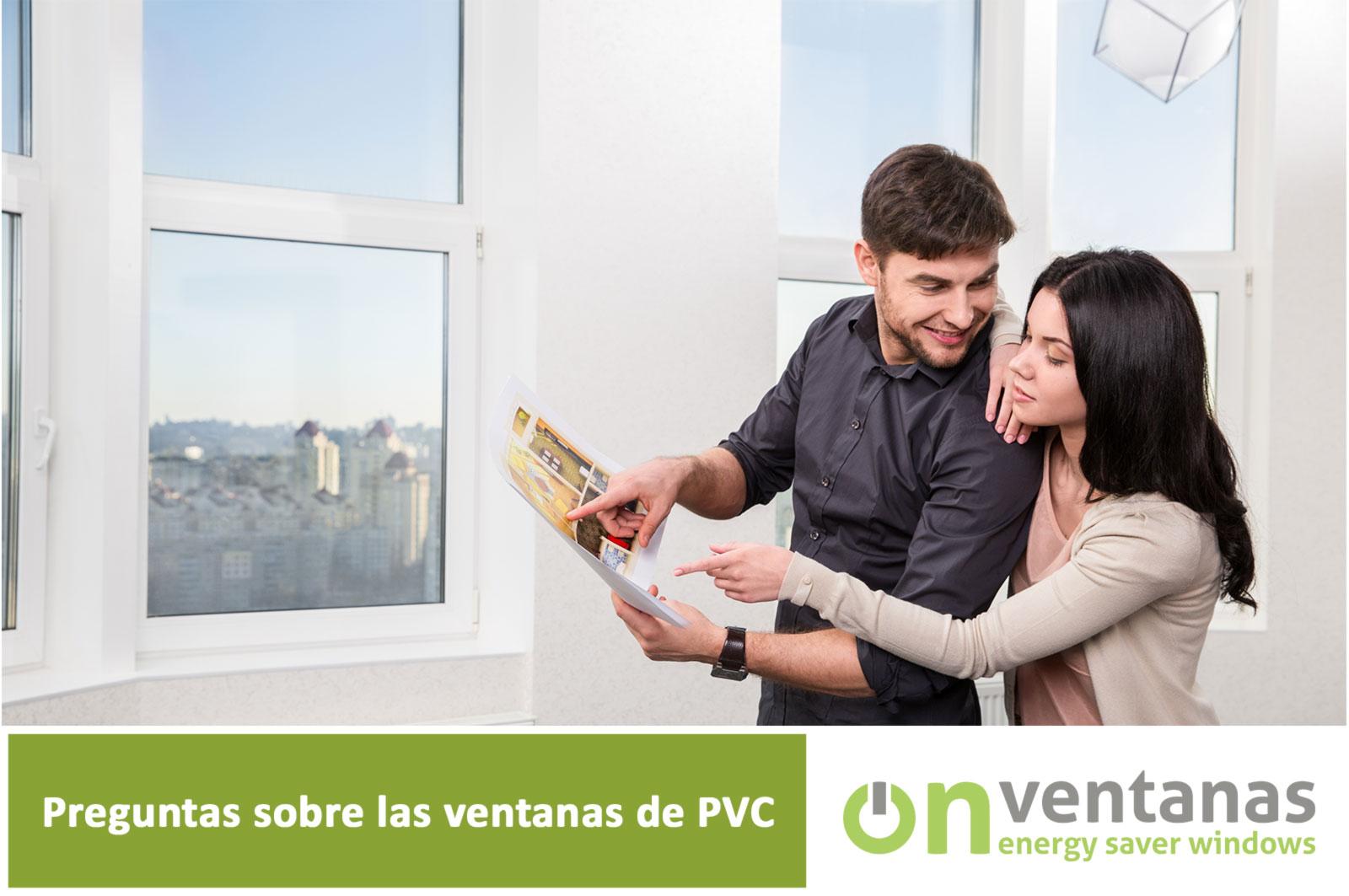 Preguntas ventanas pvc