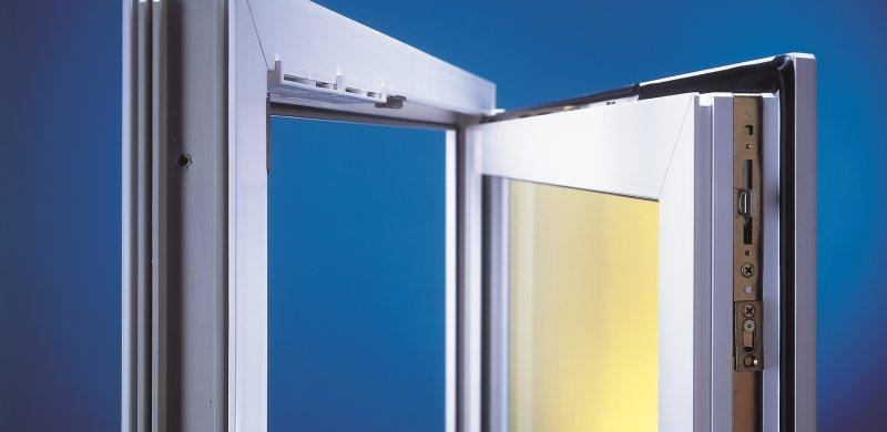 Sistema ventilación ventanas Kömmerling