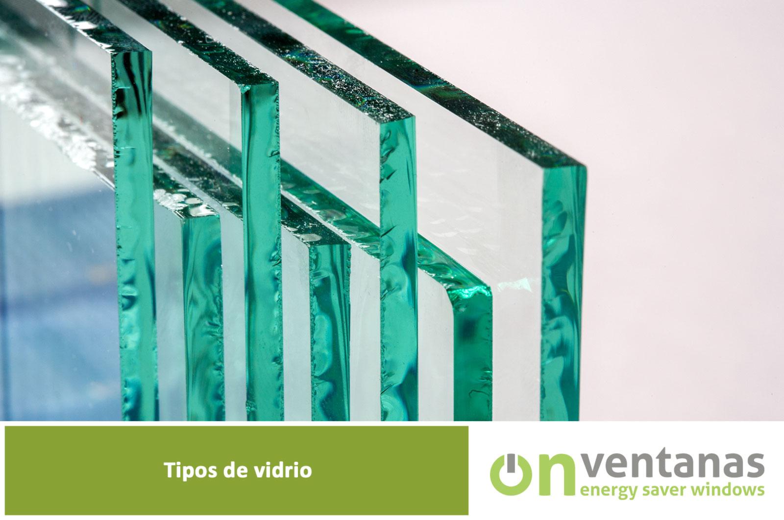 Tipos vidrio