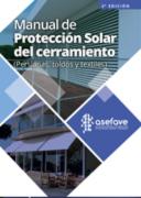 Manual Asefave protección solar