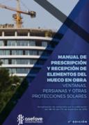 Manual prescripción ventanas