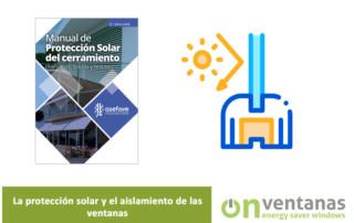 Protección solar y aislamiento
