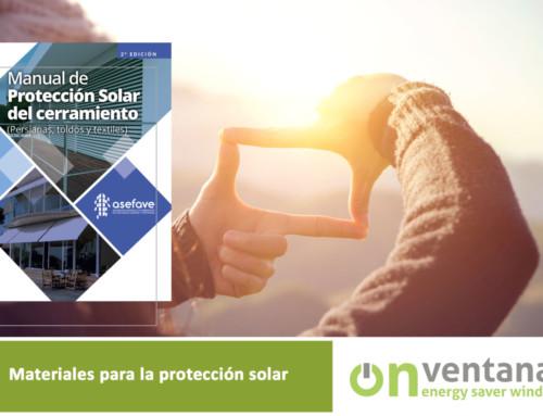 Materias primas en la protección solar