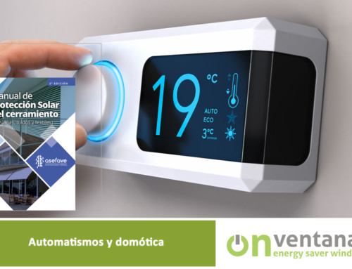 Automatismos y domótica ventanas