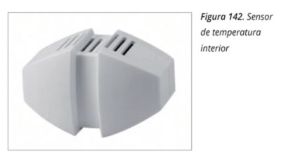Sensor temperatura interior